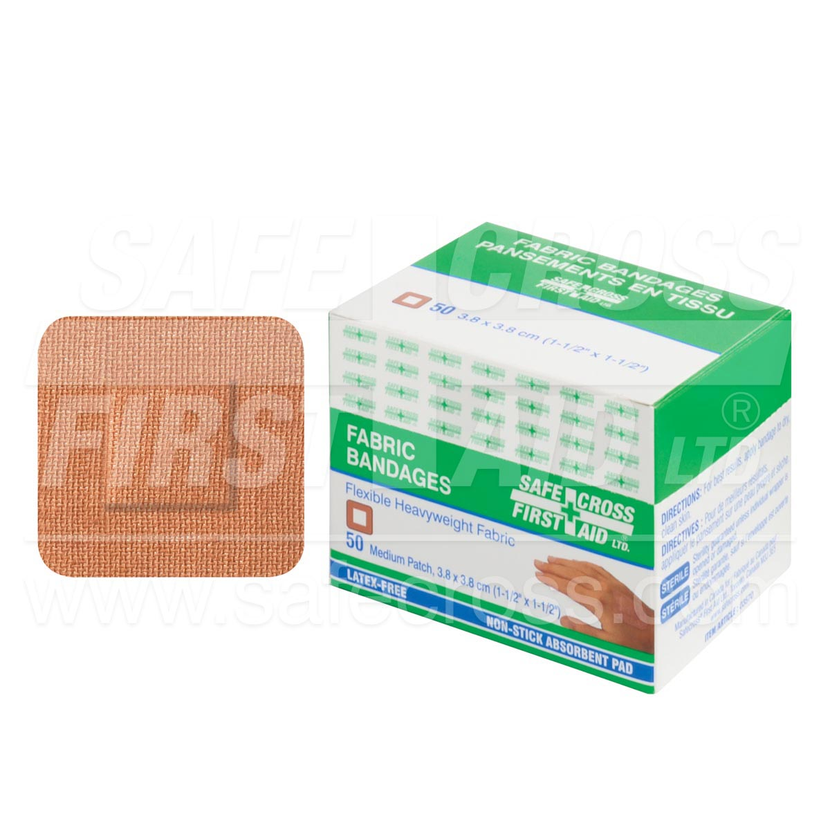 Fabric Bandages Sterile