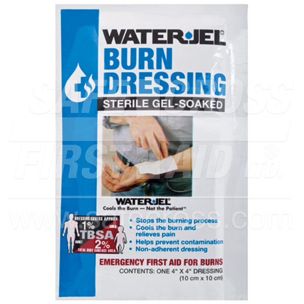 Water-Jel® Burn Dressings Sterile