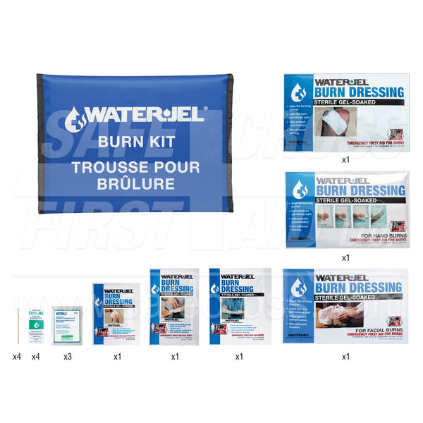 Water-Jel® Emergency Burn Kit Iv
