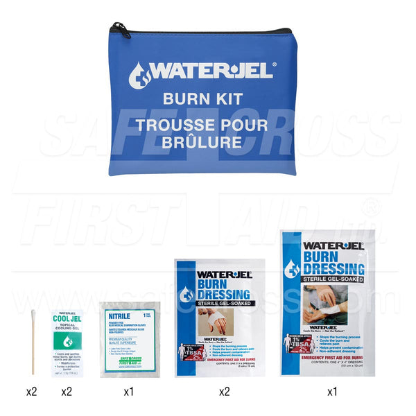 Water-Jel® Emergency Burn Kit Iii