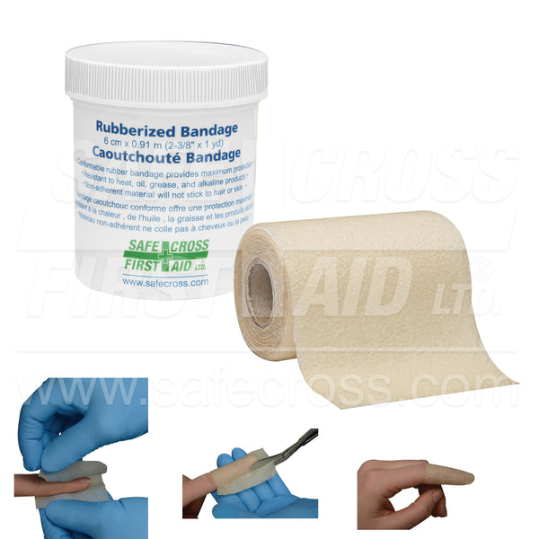 Safecross® Rubberized Bandage