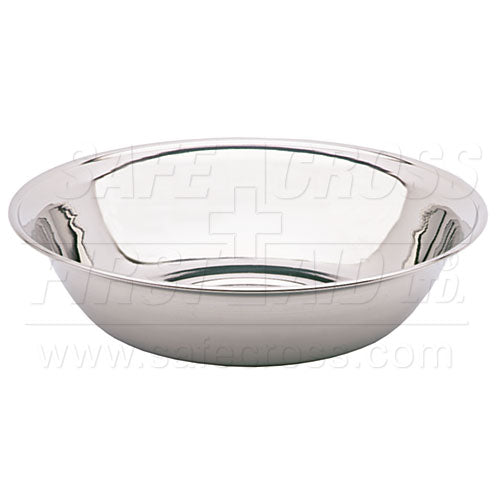 Wash Basin, Stainless Steel, 3 L
