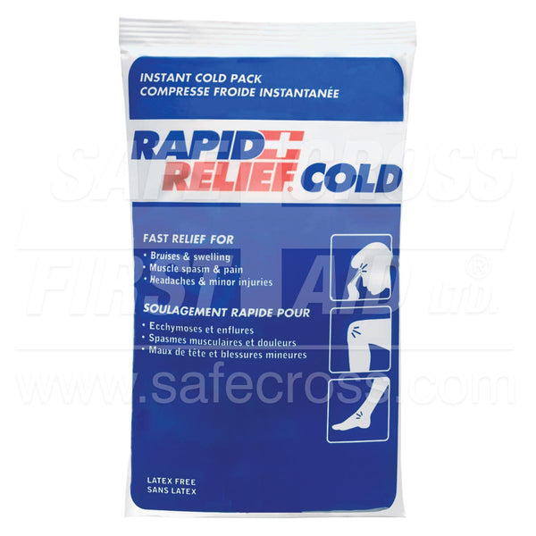 Rapid Relief® Instant Cold Packs