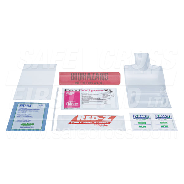 Safecross® Spill Clean-Up Kit Standard