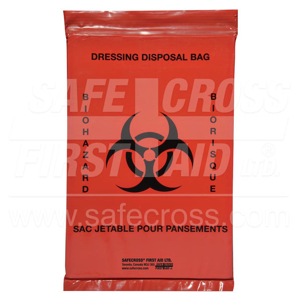 Infectious Waste Disposal Bags