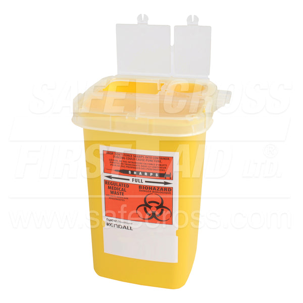 Sharpsafety™ Sharps-A-Gator™ Sharps Containers