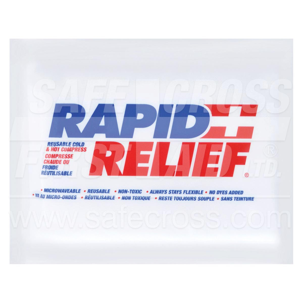 Rapid Relief® Cold/Hot Gel Packs