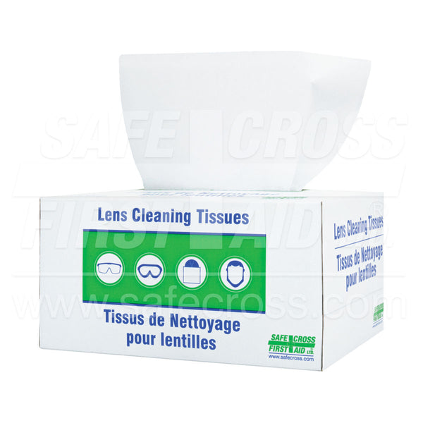 Safecross® Lens Cleaning Tissue