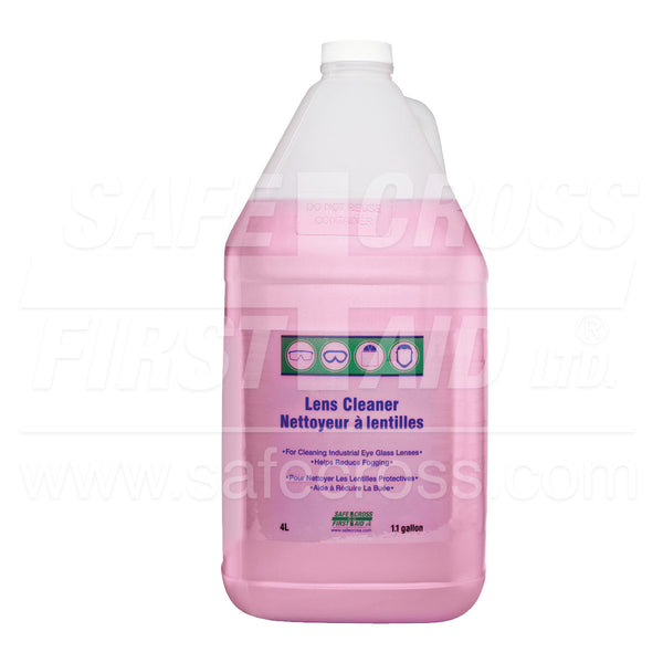 Safecross Lens Cleaning Solution