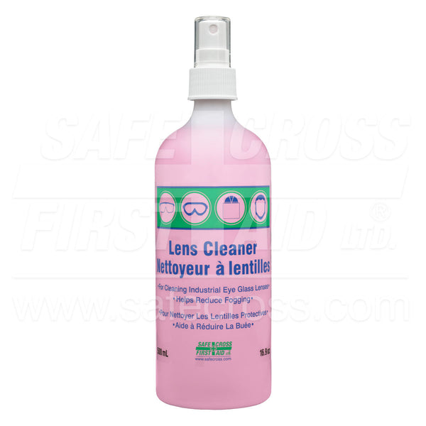 Safecross® Lens Cleaning Solution