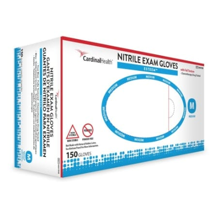 Nitrile Exam Gloves With Full Texture Powder Free (1500 Per Case)