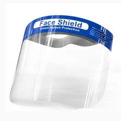 Face Shield Direct Splash Protection (PACKAGE OF 8)