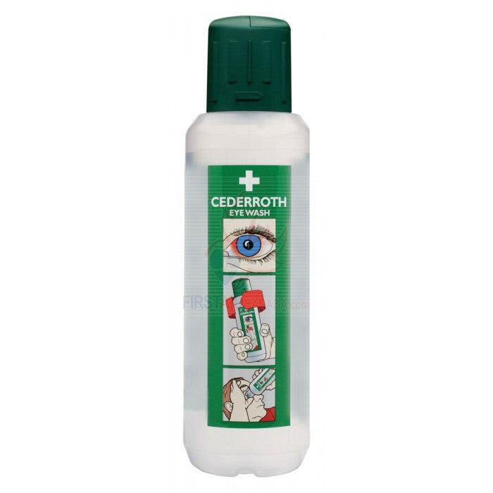 Cederroth Emergency Eye Wash Sterile