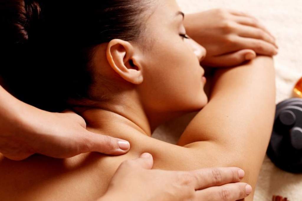 Health benefits of massage on different parts of the body