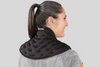 How to Get Rid of a Stiff Neck with a Heated Neck Wrap | Moji