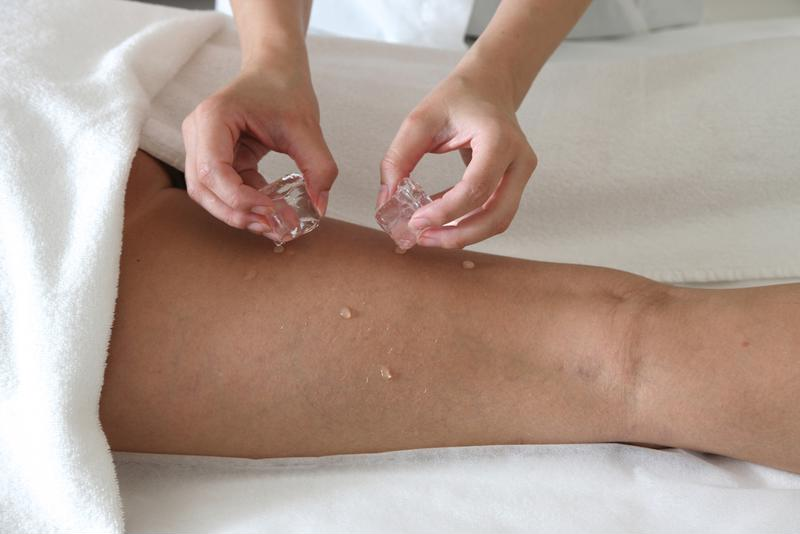 Should you try ice massage therapy? - Moji