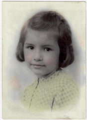 Anna Jane (Blackford) Burry 6 years old.