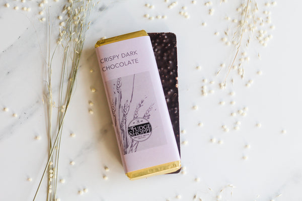 Dark Chocolate Crisp Bar