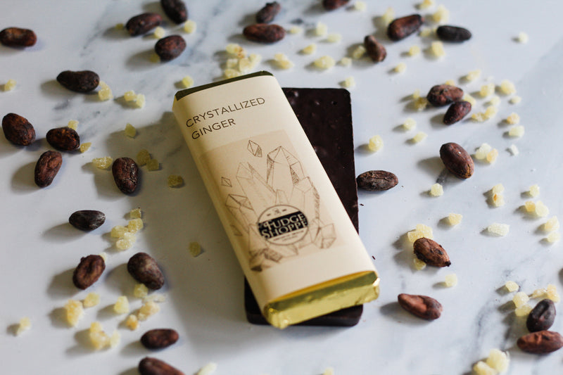 Ginger & Dark Chocolate Bar