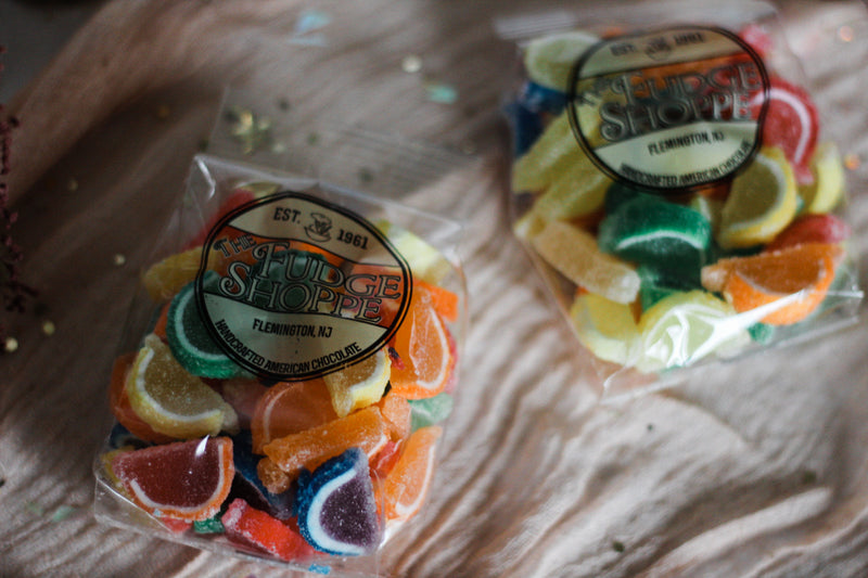Mini Fruit Slices
