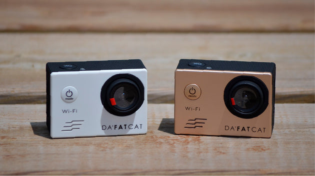 Sports camera 'Da'FatCam' con WiFi