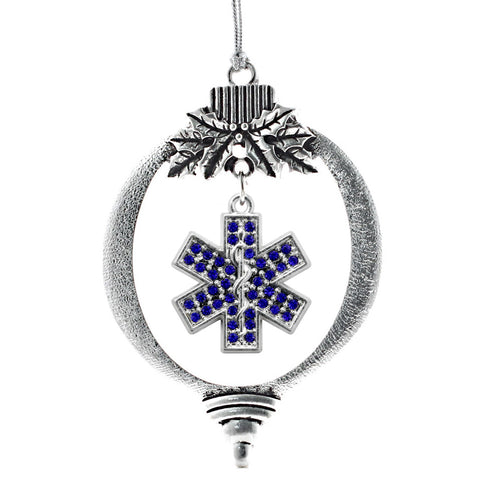 4.0 Carat EMT Charm Christmas / Holiday Ornament