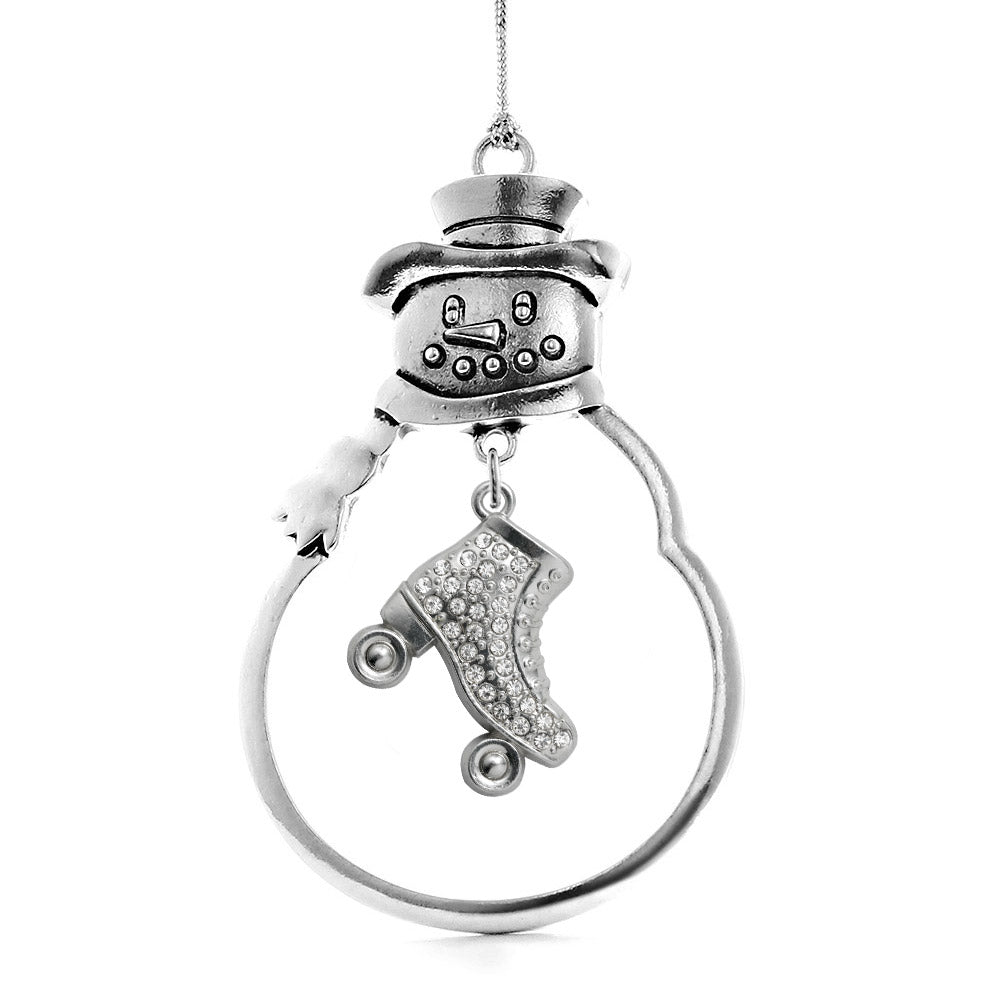 1.0 Carat Roller Skate Charm Christmas / Holiday Ornament