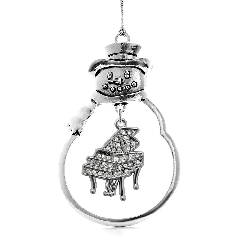 1.0 Carat Piano Charm Christmas / Holiday Ornament