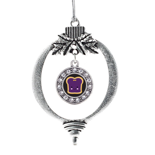 Jelly Circle Charm Christmas / Holiday Ornament