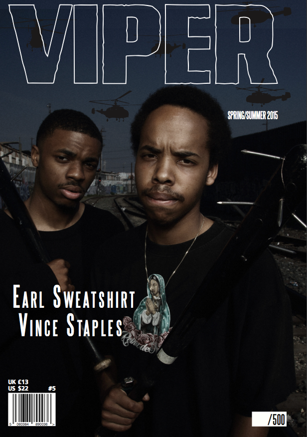 Viper Magazine SS15 [Digital Version]