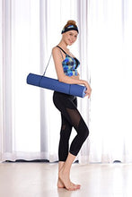"LIMITED TIME DEAL Heathyoga Eco Friendly Non Slip Yoga Mat, Body Alignment System, SGS Certified TPE Material - Textured Non Slip Surface and Optimal Cushioning, 72""x 26"" Thickness 1/4"""