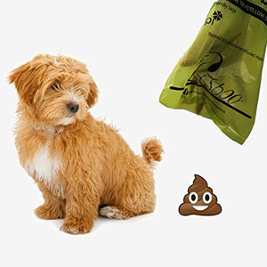 Biodegradable Poop Bags Dog Waste Bags ECO Friendly For Dog Cat with Dispenser