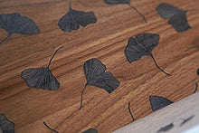 Ginkgo Leaves Laser Cut Wood Keepsake Box (Wedding Gift / Baby Shower Gift / Heirloom / Decorative / Handmade / Personalized Available)