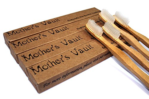Image result for Mother's Vault Bamboo Toothbrush