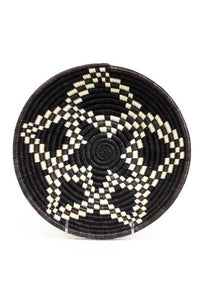 Black Virunga Medium Basket