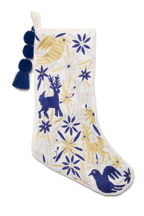 *Exclusive Otomi Holiday Stocking