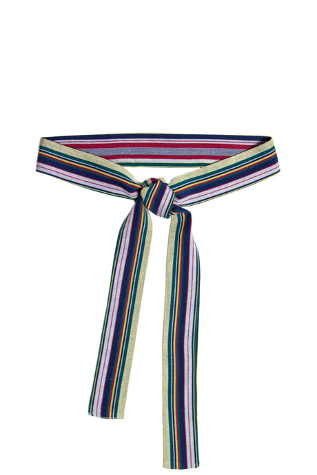 Multi Stripe Belt