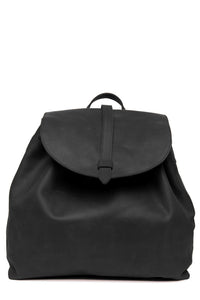 Tirhas Black Backpack