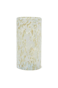 White Confetti Highball Set of 2