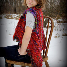 Adventure Cardi Banana Fiber Yarn - Kit