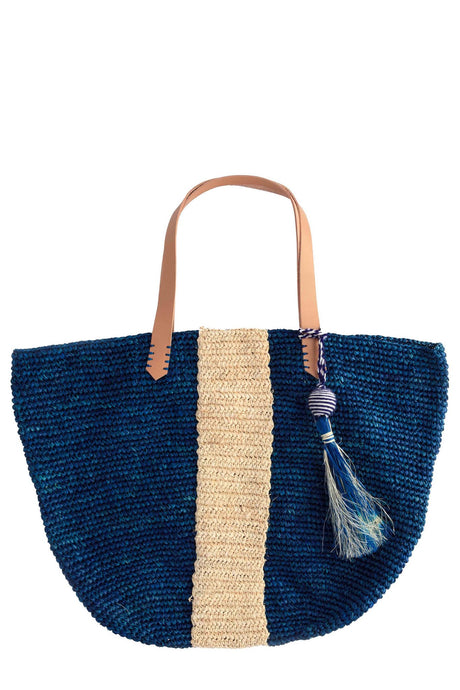 Pipeline Blue Beach Tote