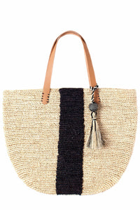 Pipeline Natural Beach Tote