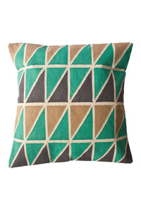 Mave Triangles Pillow