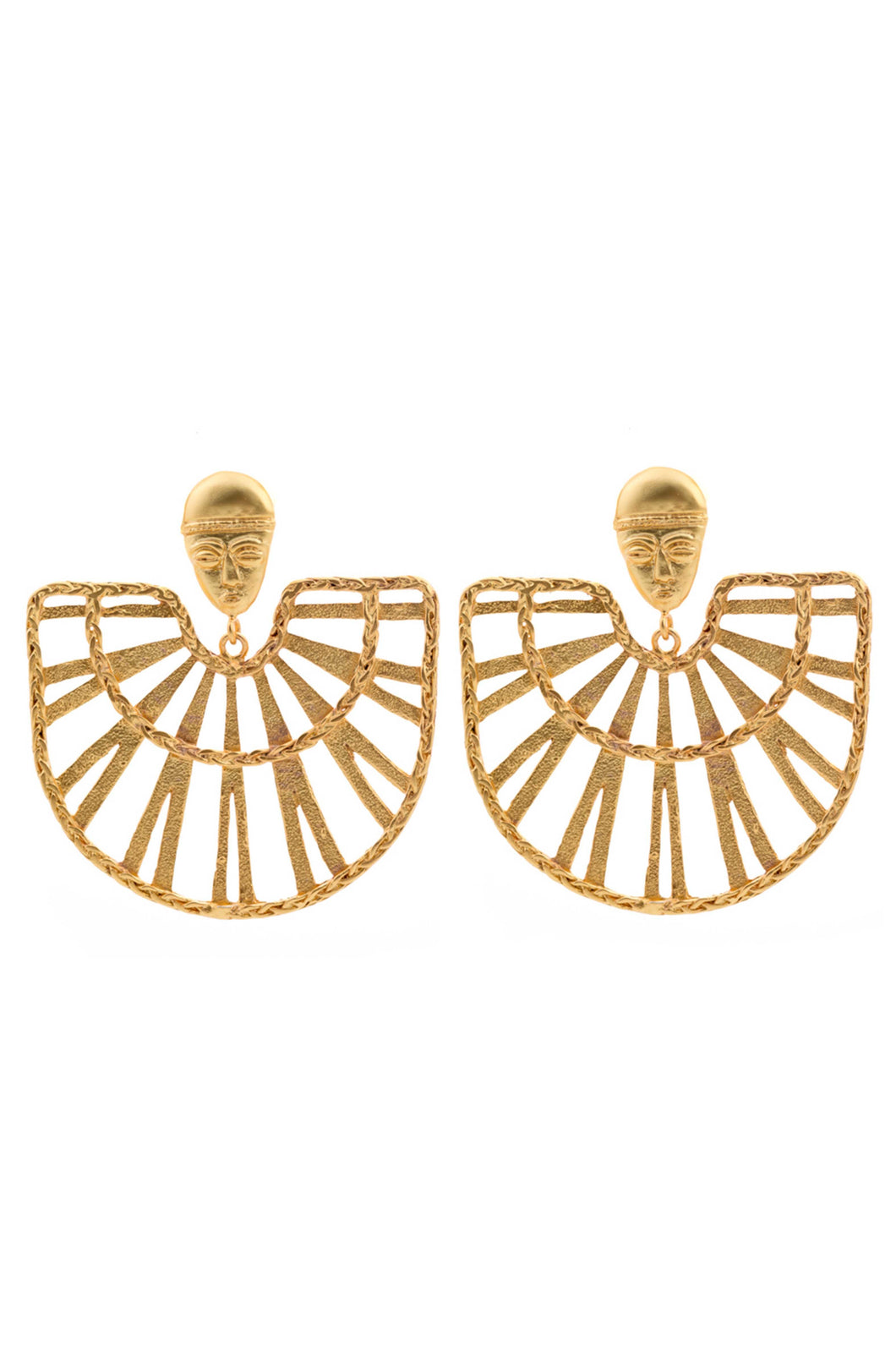 Hombre Pajaro Earrings