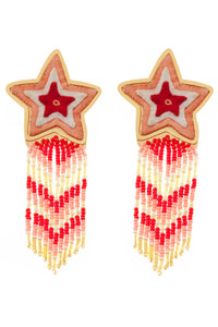 Estrella Pink Earrings