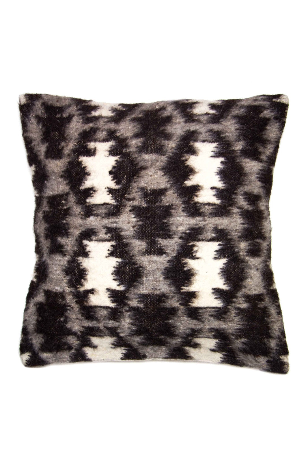 Momosteco Graphic Wool Pillow