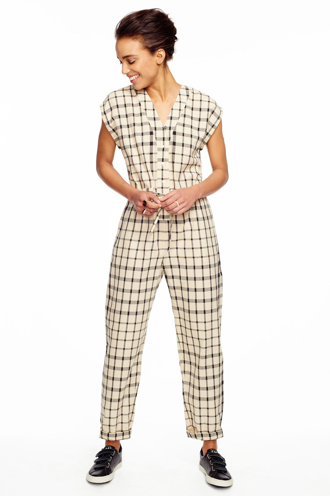 Accra Imprint Jumpsuit