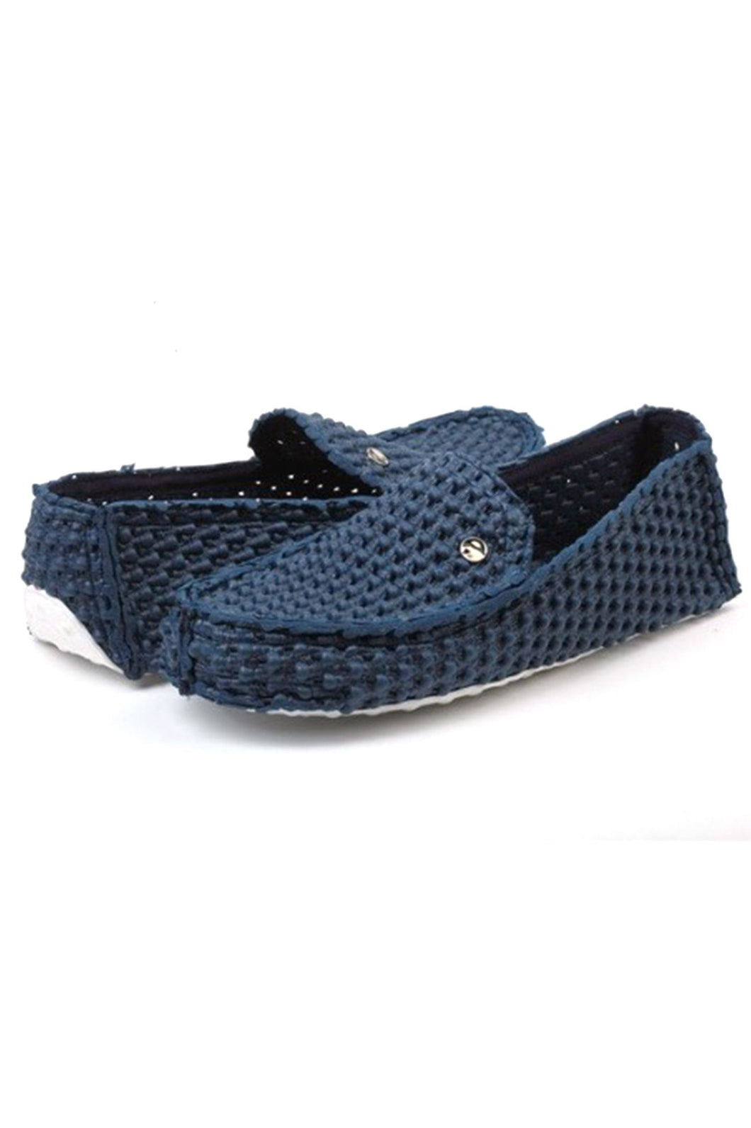 Orca Classic Navy Loafers