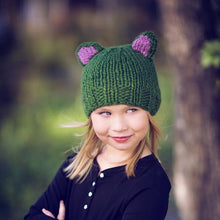 Forest Friends Yak Wool Hats Easy Knitting Pattern