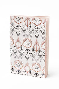 Uzma Recycled Cotton Desert Sun Journal